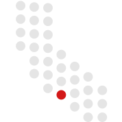Los Ageles California Dots