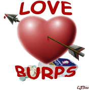 Love Burps - with logo
