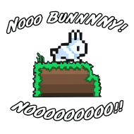 Design ~ Bunny Nooooo