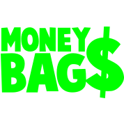money bags $$$ dollars coin