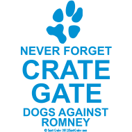 Design ~ crate_gate_white_on_blue_for_shirt