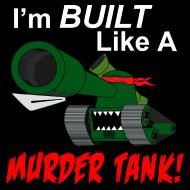 Design ~ Murder Tank Red