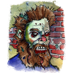 living dead beard