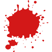Blood / Ink / Graffiti Splatter Vector