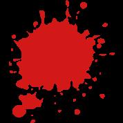 Blood / Ink / Graffiti Splatter Vector