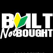 Built Not Bought (JDM)