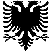 Albania Flag Symbol