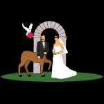 Centaur Wedding