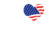 i love jersey city - white