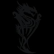Dragon Tribal Tattoo 14
