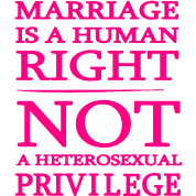 Marriage is a Human Right