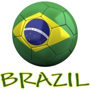 Team Brazil World Cup