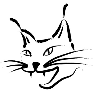 lynx cougar lion wildcat bobcat cat wild hunter