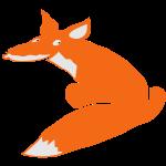 fox foxy smart forest animal hunter hunting