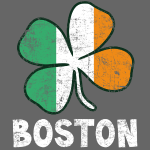 Boston Irish Flag