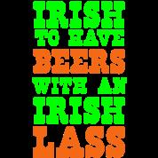 irish to have beers with an irish lass