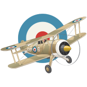 French WWI Airplane