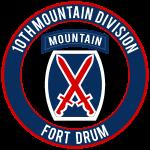 10th Mountain Ft Drum