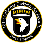 101st Airborne (Air Assault) Ft Campbell