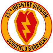 25th Infantry Schofield Barracks