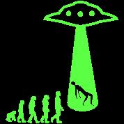ufo evolution steps