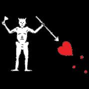 Blackbeard Edward Teach Pirate Flag