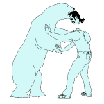 mullethead vs polar bear