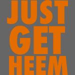 Just Get Heem Brian Wilson Desgin