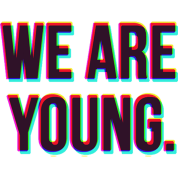 We Are Young Design