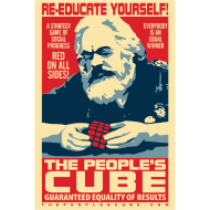 Design ~ Karl Marx: Joker