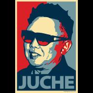 Design ~ Kim Jon Il: Juche
