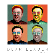 Design ~ Kim Jong Il as Marilyn Monroe