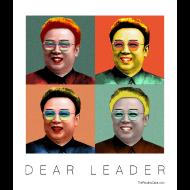 Design ~ Kim Jong Il as Marilyn Monroe