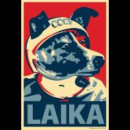 Design ~ Laika: Obama Poster Parody
