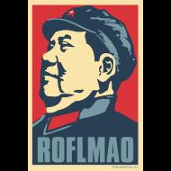 Design ~ Mao: Obama Poster Parody