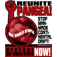 Design ~ Reunite Pangea!
