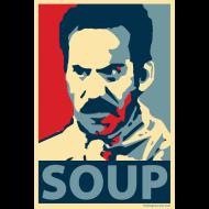 Design ~ Obama Poster Parody: Soup