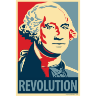 Design ~ George Washington - Revolution