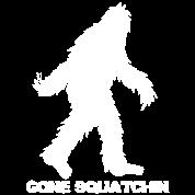 finding_bigfoot_gone_squatchin_tshirt