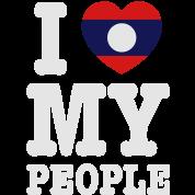 I Heart (Love) My Lao People