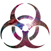 Toxic Biohazard warning signs Hardstyle Electro Motive