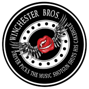 Winchester Bros Driver picks the music shotgun shu