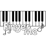Piano Finger Me