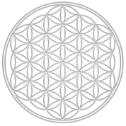 Flower of Life - FEEL THE ENERGY, Sacred Symbol, Energy Symbol, Harmony, Balance
