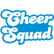 cheer squad cheerleader design