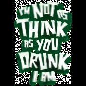 stpat_drunk_i_am_dkgreen_shirt