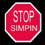 STOP SIMPIN