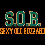 Grandpa - Sexy Old Buzzard SOB