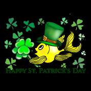 St Patricks Fish, Goldfish , Fabspark , Sheemrock