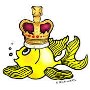 Crown fish
